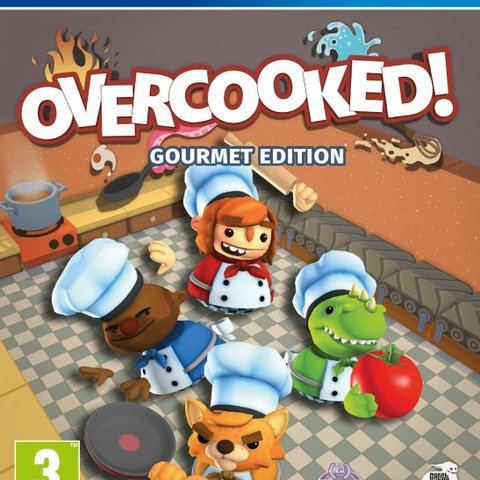 Overcooked! Gourmet Edition
