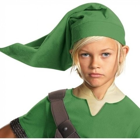 ZELDA - Link Child Hat