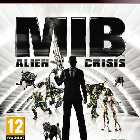 MIB Men in Black Alien Crisis