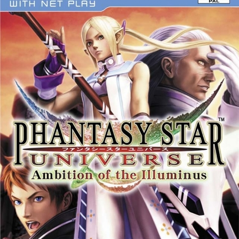 Phantasy Star Universe Ambition of the Illuminus