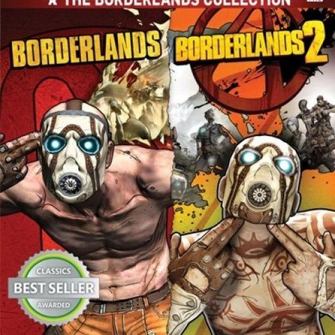 The Borderlands Collection (Borderlands + Borderlands 2) (Classics)