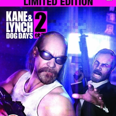Kane & Lynch 2 Dog Days L.E.