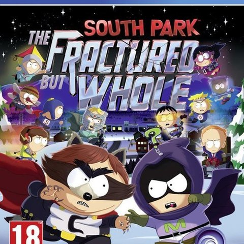 South Park the Fractured But Whole (+ Pre-order Bonus)
