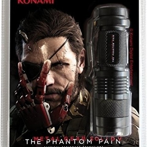 Metal Gear Solid 5 the Phantom Pain LED Torch