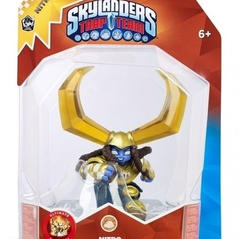 Skylanders Trap Team - Nitro Head Rush