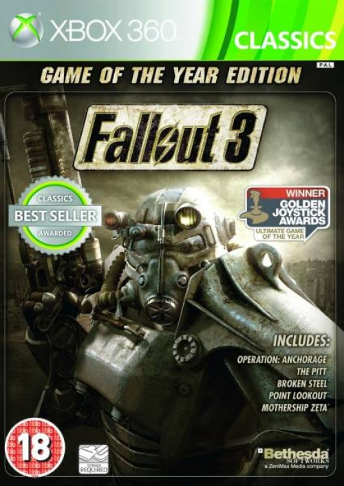 Fallout 3 Game of the Year (classic)