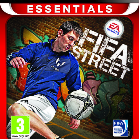 FIFA Street (essentials)
