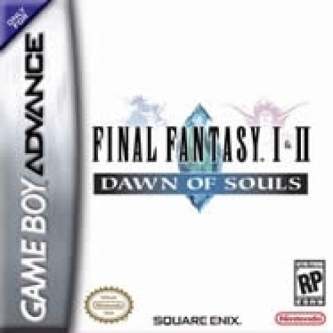 Final Fantasy 1 & 2 Dawn of Souls