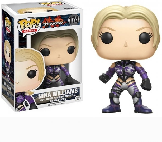 Tekken Pop Vinyl: Nina Williams