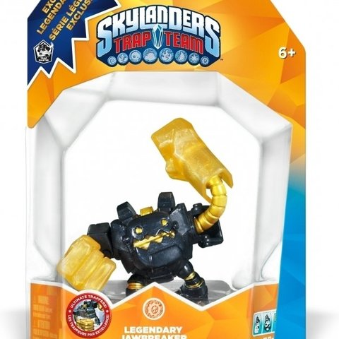 Skylanders Trap Team - Legendary Jawbreaker