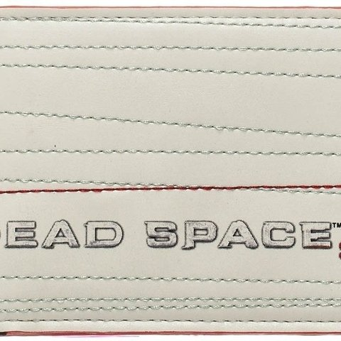 Dead Space 3 - White Bifold Wallet with Logo