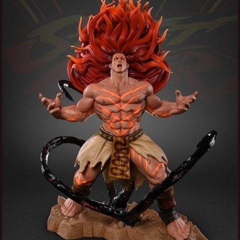 Street Fighter V: Necalli 1:6 scale Regular Statue
