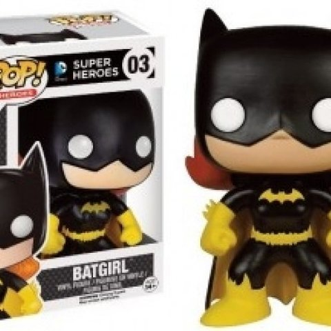 DC Comics Super Heroes Pop Vinyl: Batgirl (03)