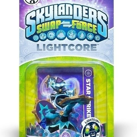 Skylanders Swap Force - Star Strike (Lightcore)