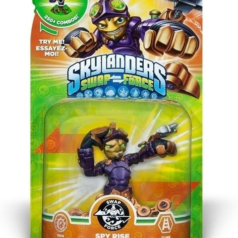 Skylanders Swap Force - Spy Rise