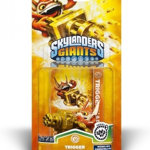 Skylanders Giants - Trigger Happy