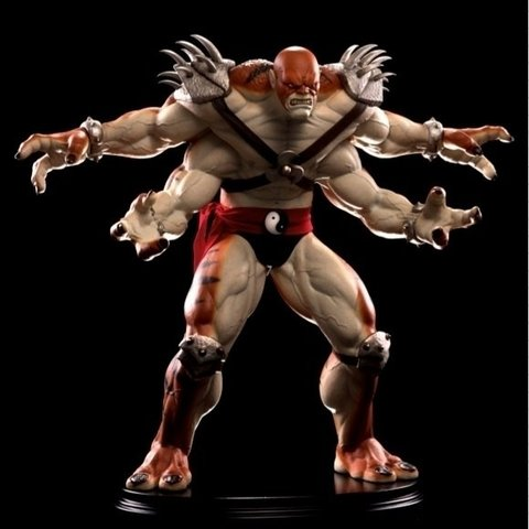 Mortal Kombat: Regular Kintaro 1:4 scale Statue