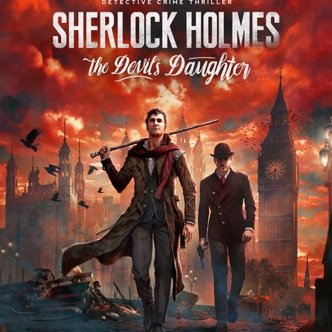 Sherlock Holmes the Devil's Daughter