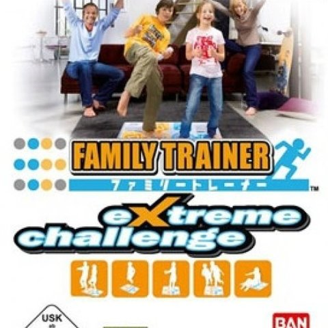 Family Trainer Extreme Challenge (game only)