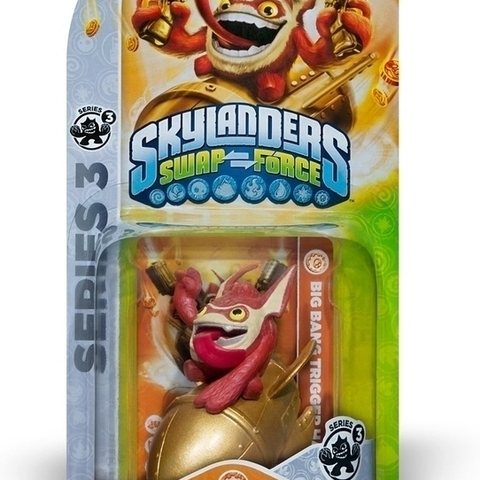 Skylanders Swap Force - Big Bang Trigger Happy