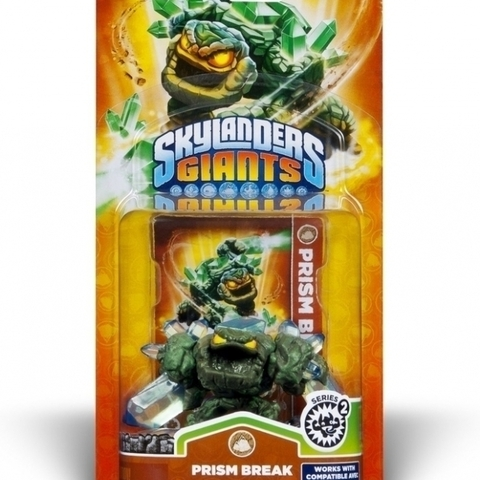 Skylanders Giants - Prism Break