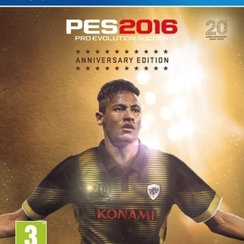 Pro Evolution Soccer 2016 (Anniversary Edition)