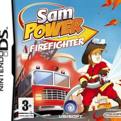 Sam Power Firefighter