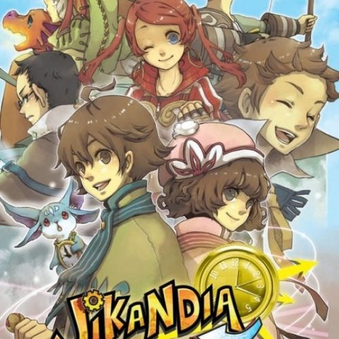 Jikandia the Timeless Land