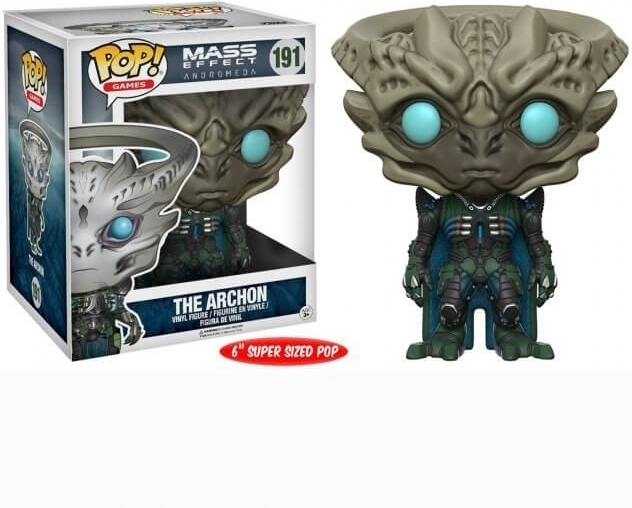 Mass Effect Andromeda Pop Vinyl: Oversized The Archon