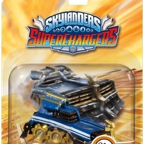 Skylanders Superchargers - Shield Striker (Voertuig)