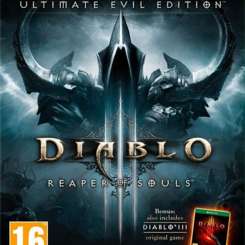 Diablo 3 (III) Reaper of Souls (Ultimate Evil Edition)