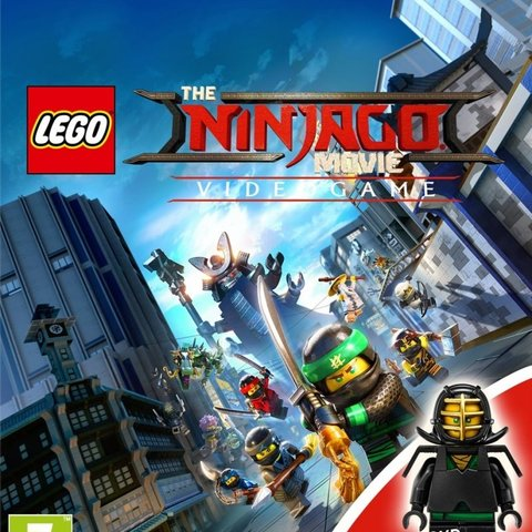 LEGO Ninjago Movie Game Toy Edition