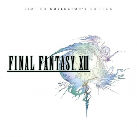 Final Fantasy 13 (XIII) (Collectors Edition)