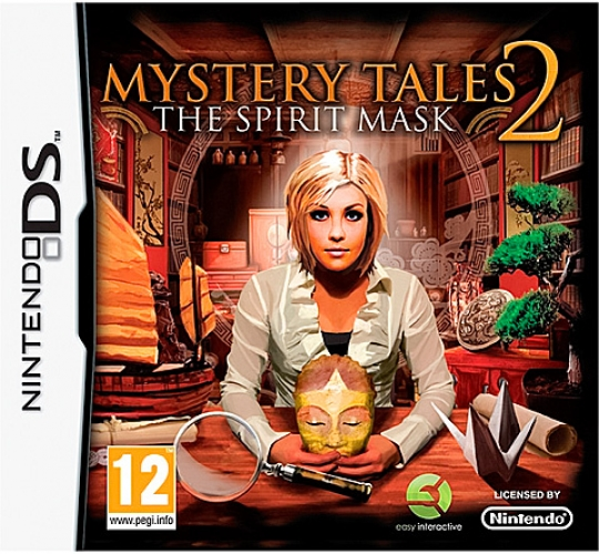 Mystery Tales 2 The Spirit Mask