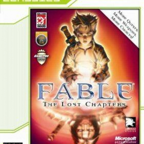 Fable the Lost Chapters (classics)