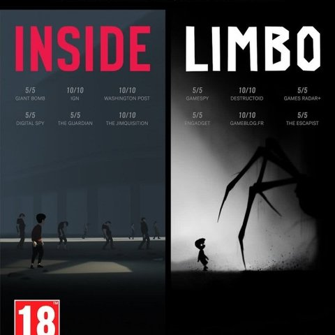 Inside - Limbo (Double Pack)