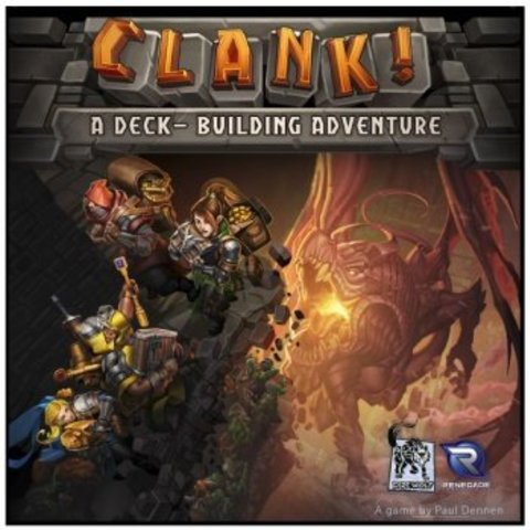 Clank!: A Deck-Building Adventure