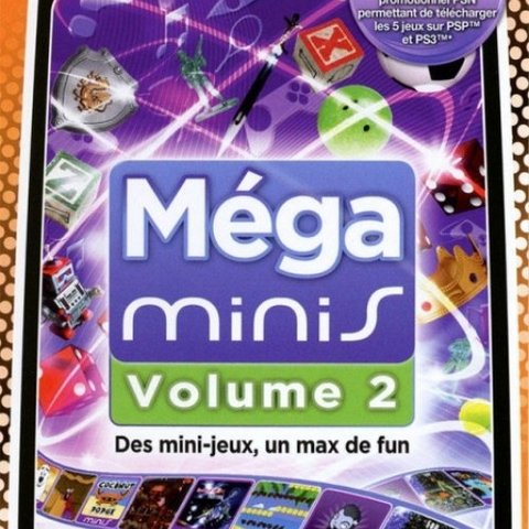 Mega Minis Volume 2 (essentials)