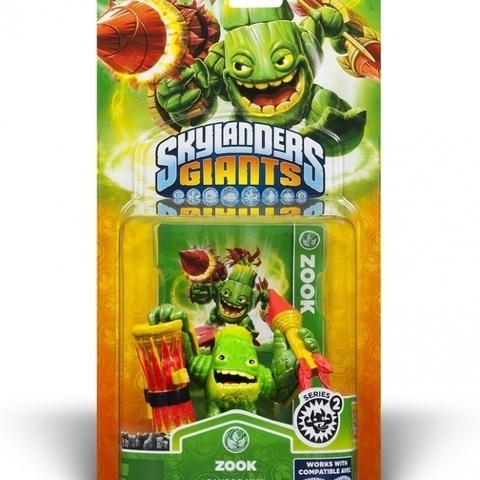 Skylanders Giants - Zook