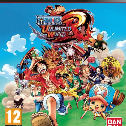 One Piece Unlimited World Red (verpakking Frans, game Engels)
