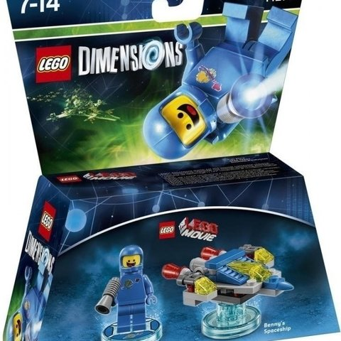 Lego Dimensions Fun Pack - Lego Movie Benny