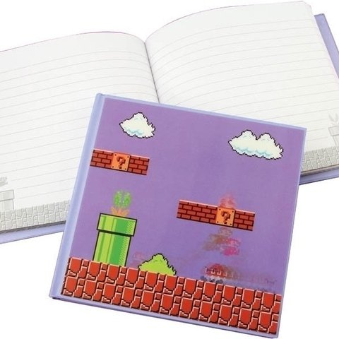 Nintendo - Super Mario Bros. 3D Motion Notebook