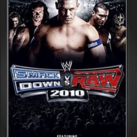WWE SmackDown vs Raw 2010 (platinum)