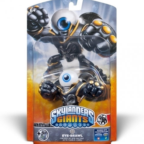 Skylanders Giants - Eye-Brawl