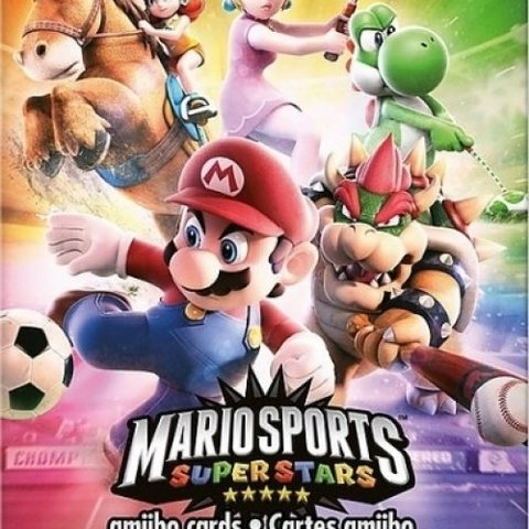 Mario Sports Superstars Amiibo Cards (1 pakje)