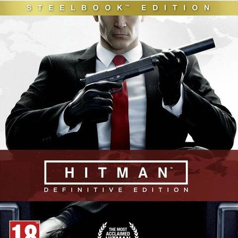 Hitman: Definitive Edition (Steelbook Edition)