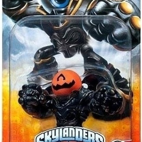 Skylanders Giants - Eye-Brawl (Halloween Edition)