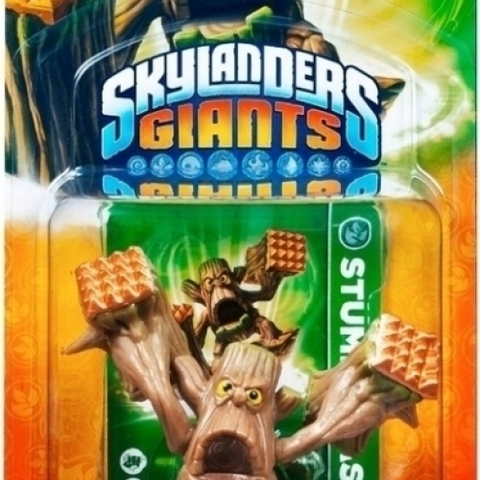 Skylanders Giants - Stump Smash