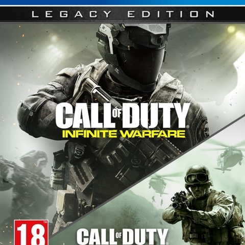 Call of Duty Infinite Warfare Legacy Edition (+ Terminal Map)