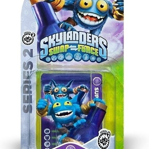 Skylanders Swap Force - Super Gulp Pop Fizz